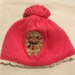 Gymboree Gingerbread Man Hat 2-3T